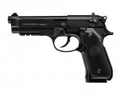 zdjęcie pistoletu wiatrówki Beretta