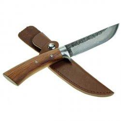 przykład noża myśliwskiego